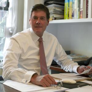 George Higgins, Headmaster